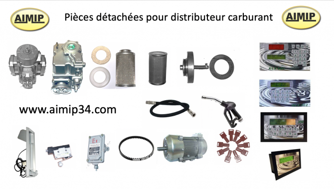 PIECES DETACHEES POUR DISTRIBUTEURS - AIMIP34.COM